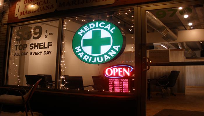 open dispensary photo