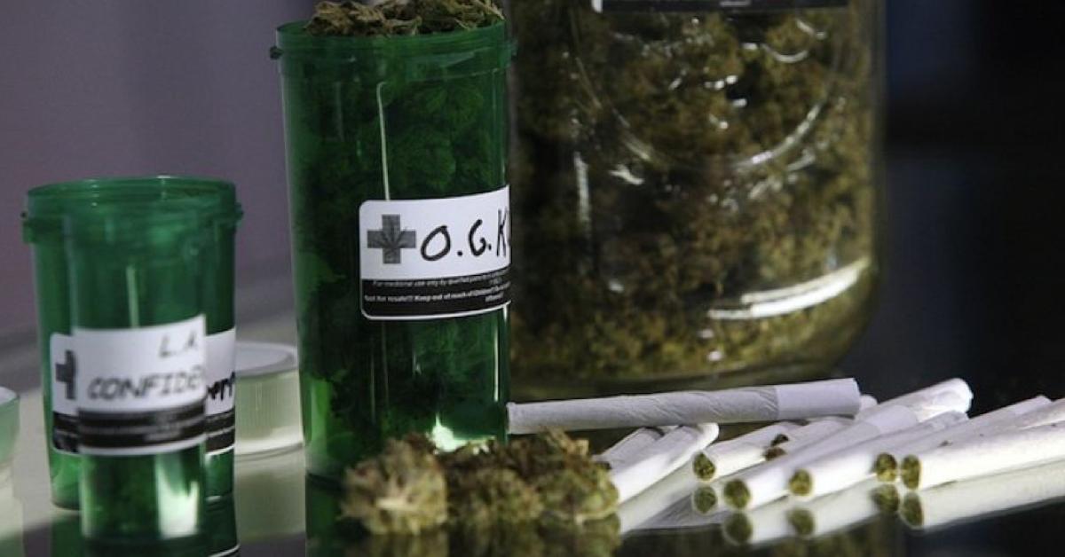 pot overdose