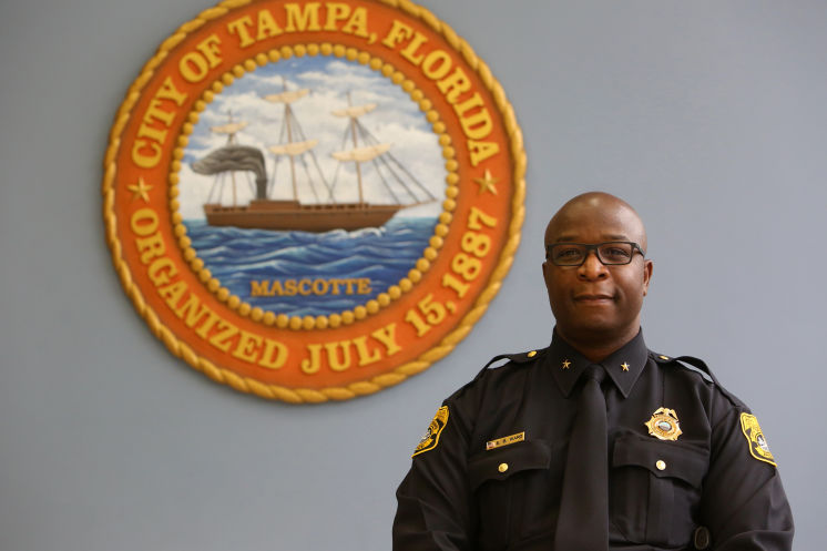 tampa police chief