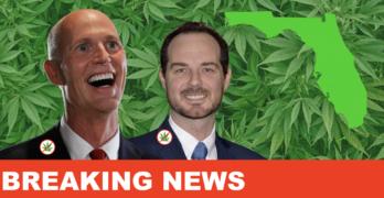 Florida Governor Signs Medical Marijuana Legislation